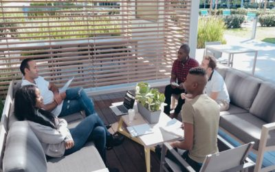 5 Tips Encouraging Outdoor Time at the Office